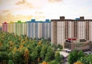 Инфраструктура жилого комплекса «Лесной квартал»